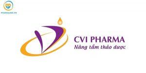 Logo CVI Pharma
