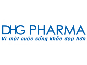 Logo dược hậu giang